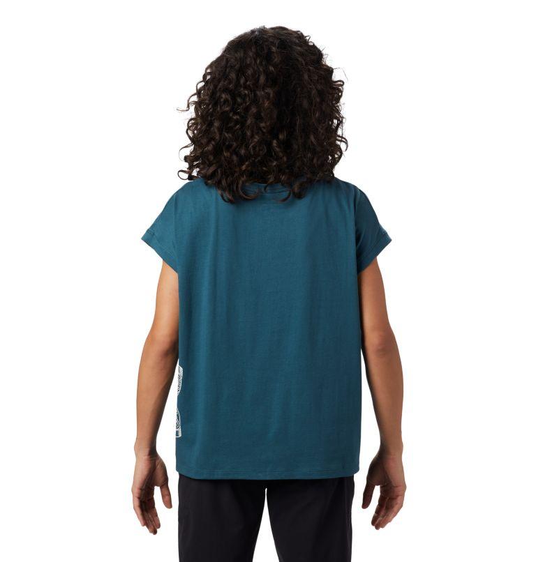Women's Mtn & Sea Hourglass™ Short Sleeve T-Shirt Women's Mtn & Sea Hourglass™ Short Sleeve T-Shirt, back