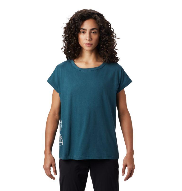Women's Mtn & Sea Hourglass™ Short Sleeve T-Shirt Women's Mtn & Sea Hourglass™ Short Sleeve T-Shirt, front
