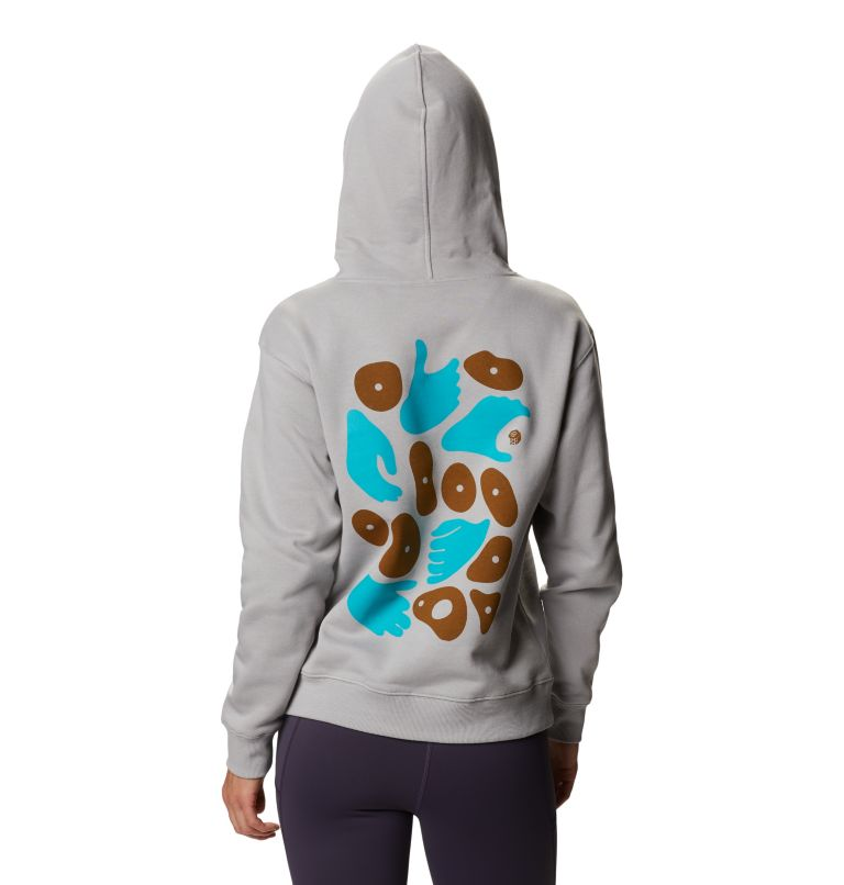 Women's Hand/Hold™ Pullover Hoody Women's Hand/Hold™ Pullover Hoody, back