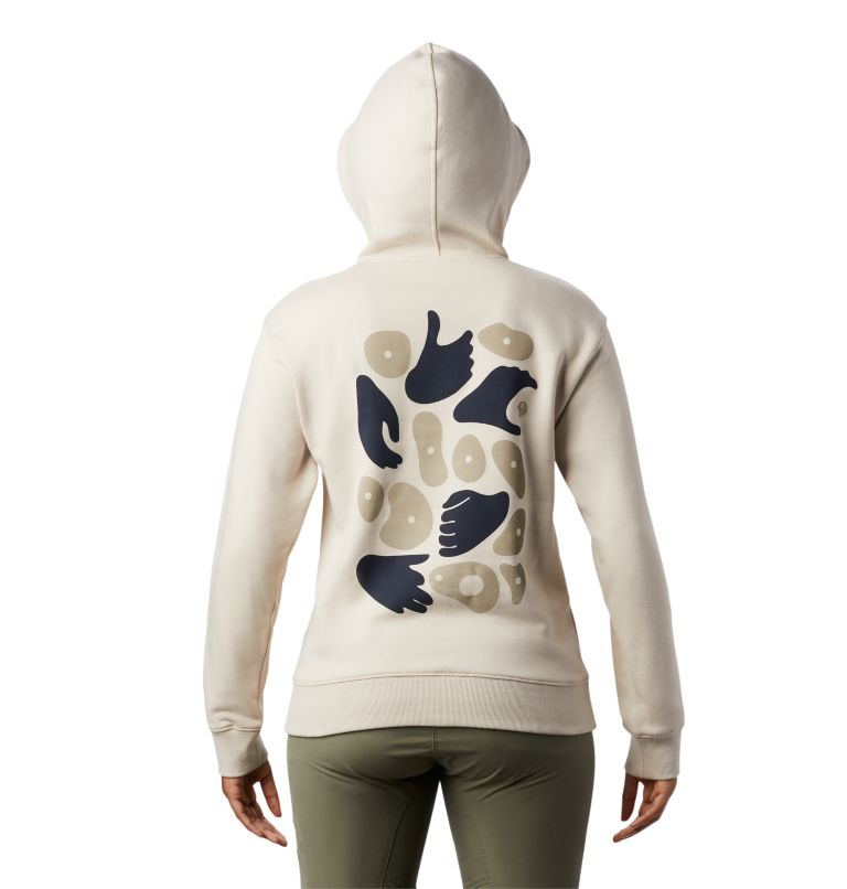 Hand/Hold™ Pullover Hoody | 164 | S Women's Hand/Hold™ Pullover Hoody, Lightlands, back