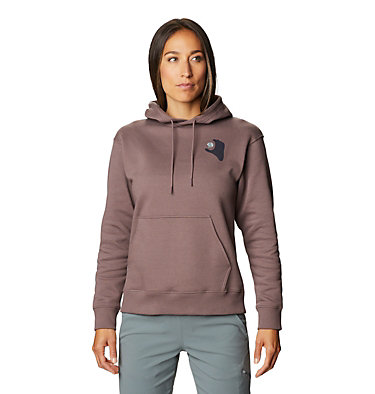 Women's Hand/Hold™ Pullover Hoody Hand/Hold™ Pullover Hoody   249   L, Warm Ash, front