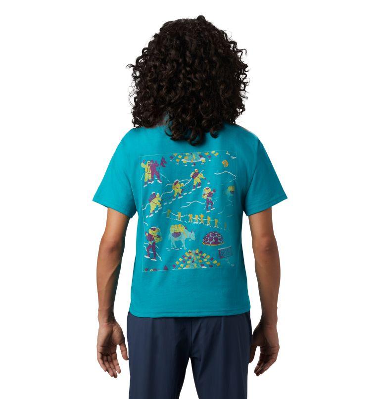 Women's Hotel Basecamp™ Short Sleeve Pocket T-Shirt Women's Hotel Basecamp™ Short Sleeve Pocket T-Shirt, back