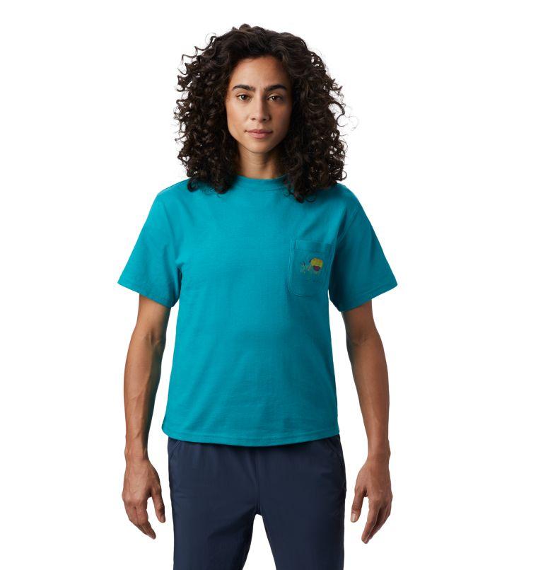 Women's Hotel Basecamp™ Short Sleeve Pocket T-Shirt Women's Hotel Basecamp™ Short Sleeve Pocket T-Shirt, front