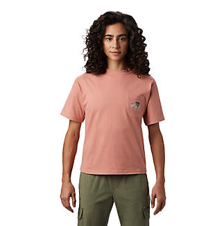 Women's Hotel Basecamp™ Short Sleeve Pocket T-Shirt