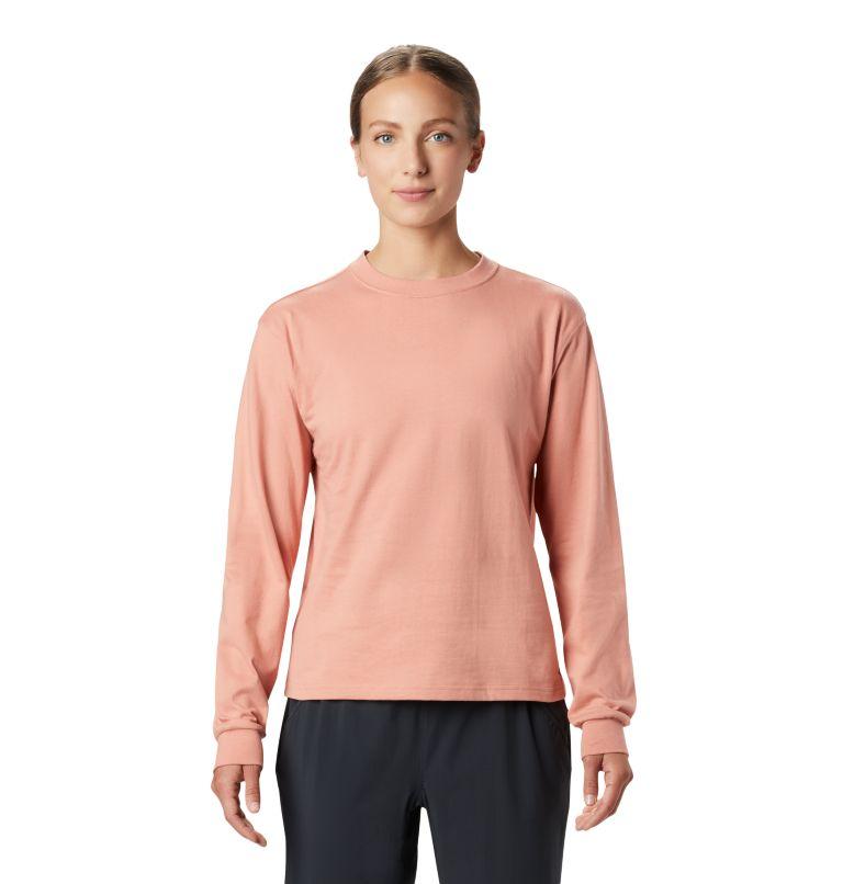 Women's Hand/Hold™ Long Sleeve T-Shirt Women's Hand/Hold™ Long Sleeve T-Shirt, front