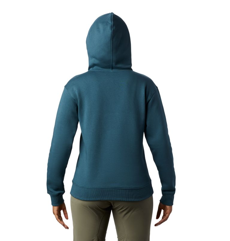 MHW/Tomomi™ Pullover Hoody | 324 | M Women's MHW/Tomomi™ Pullover Hoody, Icelandic, back