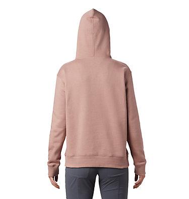 Women's MHW/Tomomi™ Pullover Hoody MHW/Tomomi™ Pullover Hoody   324   L, Smoky Quartz, back