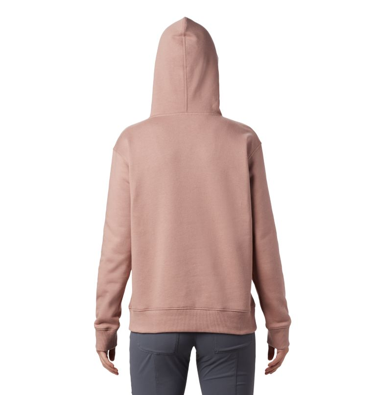 MHW/Tomomi Pullover  Hoody | 642 | M Women's MHW/Tomomi™ Pullover Hoody, Smoky Quartz, back