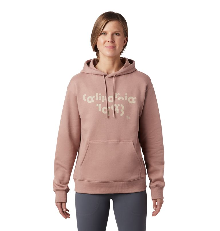 MHW/Tomomi Pullover  Hoody | 642 | L Women's MHW/Tomomi™ Pullover Hoody, Smoky Quartz, front