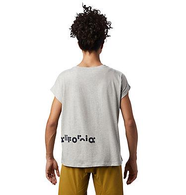 Women's Tomomi 93™ Short Sleeve T-Shirt Tomomi 93™ Short Sleeve T   549   L, Heather Grey, back