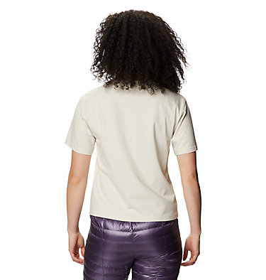 Women's Hand/Hold™ Short Sleeve T-Shirt Hand/Hold™ Short Sleeve T | 599 | L, Stone, back