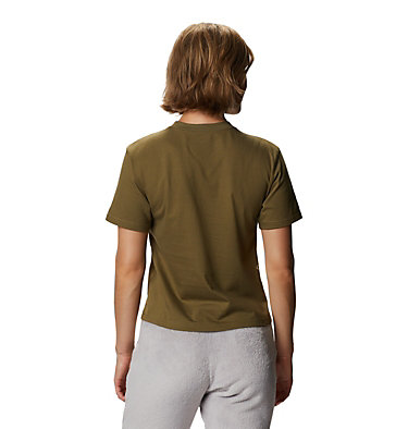 Women's Hand/Hold™ Short Sleeve T-Shirt Hand/Hold™ Short Sleeve T | 599 | L, Raw Clay, back
