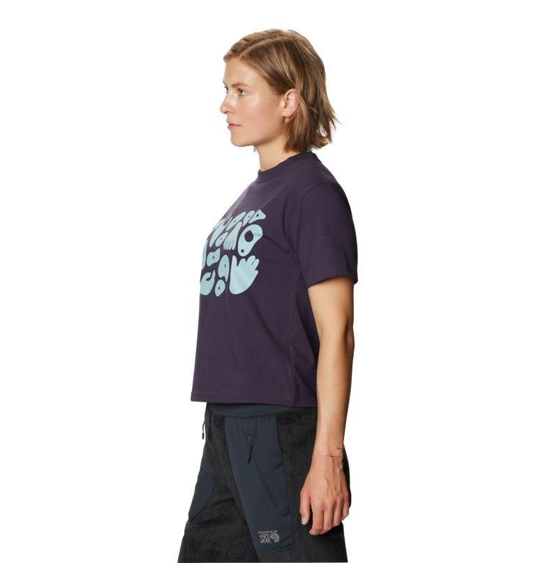 Hand/Hold™ Short Sleeve T | 599 | M Women's Hand/Hold™ Short Sleeve T-Shirt, Blurple, a1