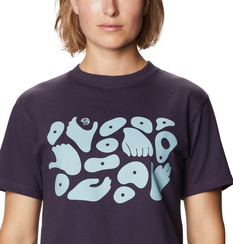 Hand/Hold™ Short Sleeve T | 599 | S Women's Hand/Hold™ Short Sleeve T-Shirt, Blurple, a2