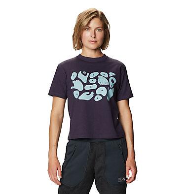 Women's Hand/Hold™ Short Sleeve T-Shirt Hand/Hold™ Short Sleeve T | 599 | L, Blurple, front