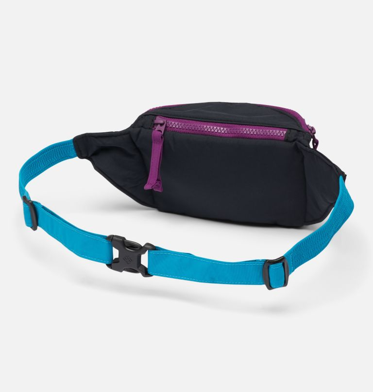 Columbia™ Popo Pack | 012 | O/S Columbia™ Popo Pack, Black, Fjord Blue, back