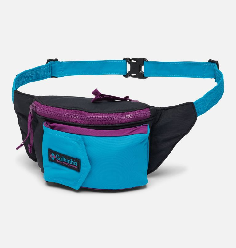 Columbia™ Popo Pack | 012 | O/S Columbia™ Popo Pack, Black, Fjord Blue, front