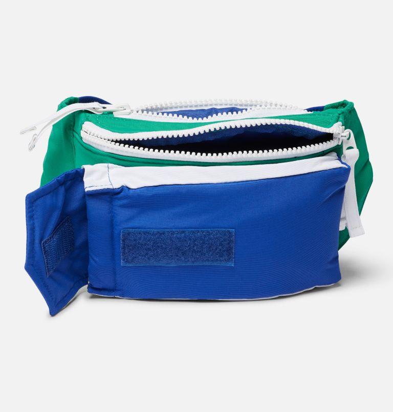 Columbia™ Popo Pack | 374 | O/S Marsupio Columbia™ Popo, Emerald Green, Lapis Blue, a1