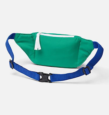 Columbia™ Hüfttasche Columbia™ Popo Pack | 450 | O/S, Emerald Green, Lapis Blue, back