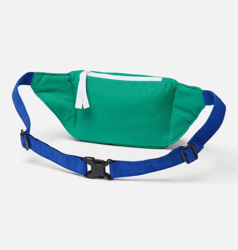 Columbia™ Popo Pack | 374 | O/S Marsupio Columbia™ Popo, Emerald Green, Lapis Blue, back