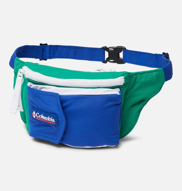Columbia™ Popo Pack | 374 | O/S Marsupio Columbia™ Popo, Emerald Green, Lapis Blue, front