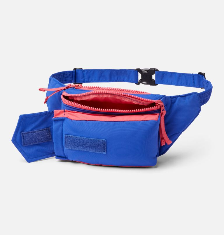 Columbia™ Popo Pack | 410 | O/S Columbia™ Popo Pack, Lapis Blue, Bright Geranium, a1
