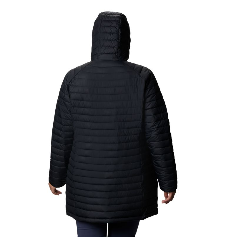 White Out™ Mid Hooded Jacket White Out™ Mid Hooded Jacket, back