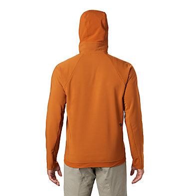 Chandail à capuchon Keele™ Homme Keele™ Hoody | 402 | L, Rust Earth, back