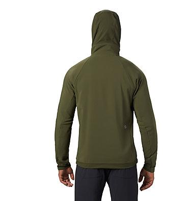 Chandail à capuchon Keele™ Homme Keele™ Hoody | 402 | L, Dark Army, back