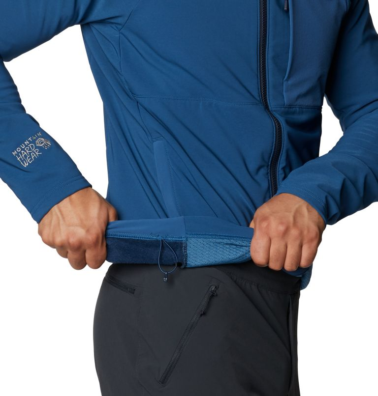 Keele™ Hoody | 402 | XL Men's Keele™ Hoody, Blue Horizon, a4