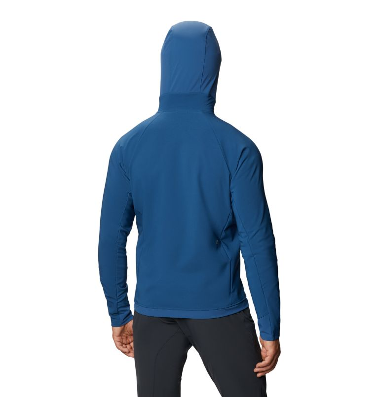 Keele™ Hoody | 402 | XL Men's Keele™ Hoody, Blue Horizon, back