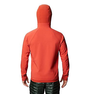 Men's Keele™ Hoody Keele™ Hoody | 831 | L, Desert Red, back