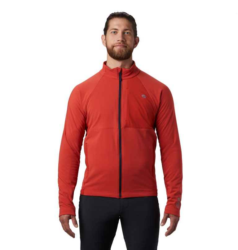 Keele™ Jacket | 831 | L Men's Keele™ Jacket, Desert Red, front