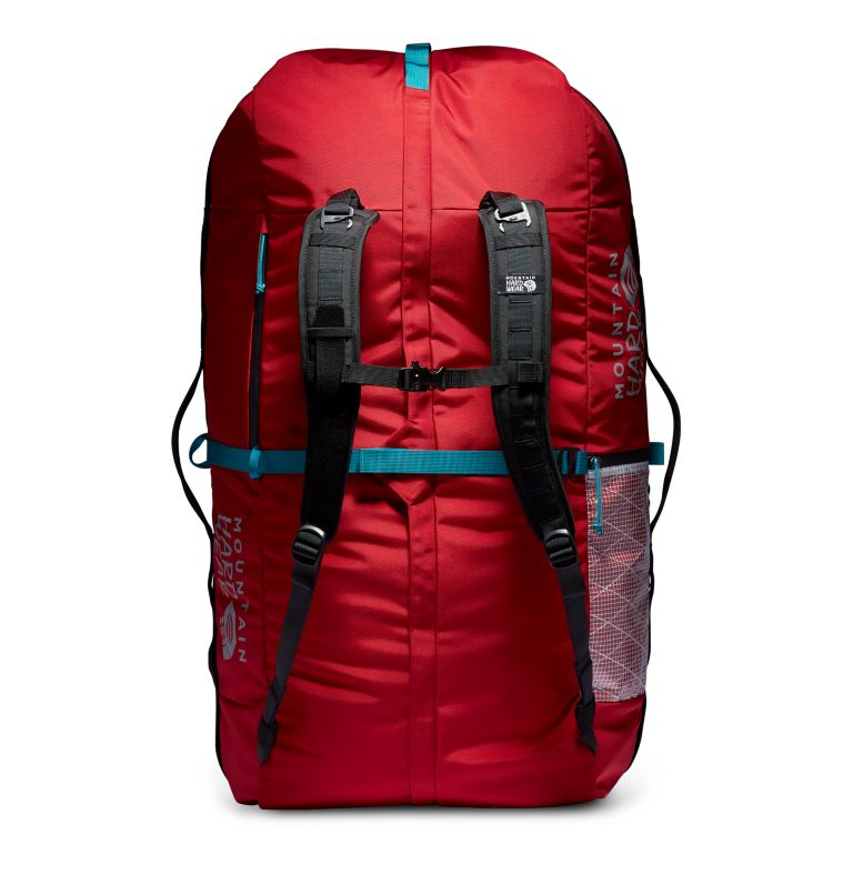 Expedition™ Duffel 140 | 675 | XL Expedition™ Duffel 140, Alpine Red, back