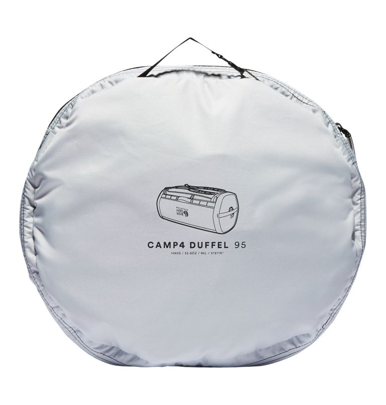 Camp 4™ Duffel 95 | 010 | L Camp 4™ Duffel 95, Black, a4