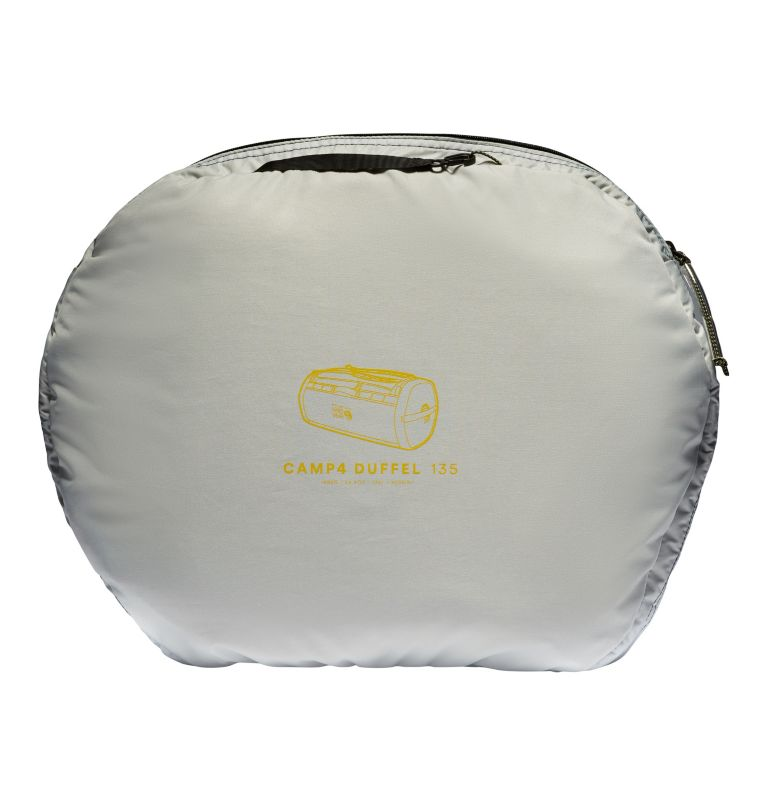 Camp 4™ Duffel 135 | 794 | XL Camp 4™ Duffel 135, Citron Sun, a4