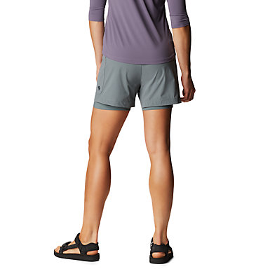 Women's Freefall™ Hybrid Short Freefall™ Hybrid Short | 406 | XS, Light Storm, back