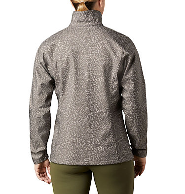 Women's Airtrain Junction™ Softshell Airtrain Junction™EXS Softshell | 653 | M, Mineshaft, back