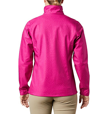 Women's Airtrain Junction™ Softshell Airtrain Junction™EXS Softshell | 653 | M, Deep Blush, back