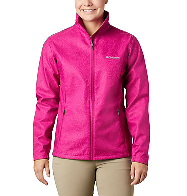 Women's Airtrain Junction™ Softshell Airtrain Junction™EXS Softshell | 653 | M, Deep Blush, front