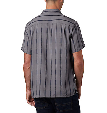 Chemise à manches courtes Lakeside Trail™ pour homme – Tailles fortes Lakeside Trail™ SS Shirt | 478 | 1X, City Grey, back