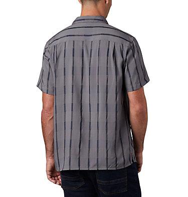 Men's Lakeside Trail™ Short Sleeve Shirt - Big Lakeside Trail™ SS Shirt | 478 | 1X, City Grey, back