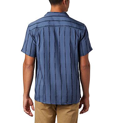 Men's Lakeside Trail™ Short Sleeve Shirt - Big Lakeside Trail™ SS Shirt | 478 | 1X, Dark Mountain, back