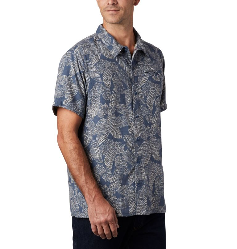 Men's Lakeside Trail™ Short Sleeve Shirt - Big Men's Lakeside Trail™ Short Sleeve Shirt - Big, a3