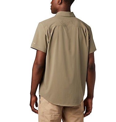 Men's Triple Canyon™ Short Sleeve Shirt Solid Triple Canyon™ SS Shirt Solid | 464 | M, Sage, back