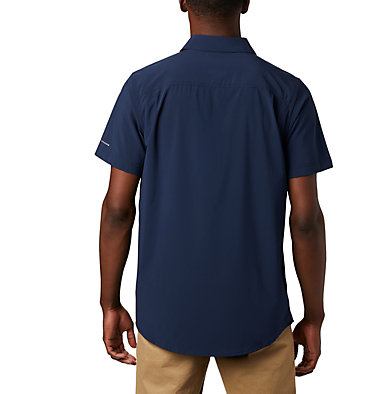 Men's Triple Canyon™ Short Sleeve Shirt Solid , back