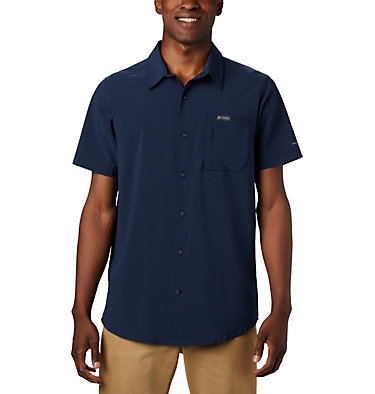 Men's Triple Canyon™ Short Sleeve Shirt Solid , front