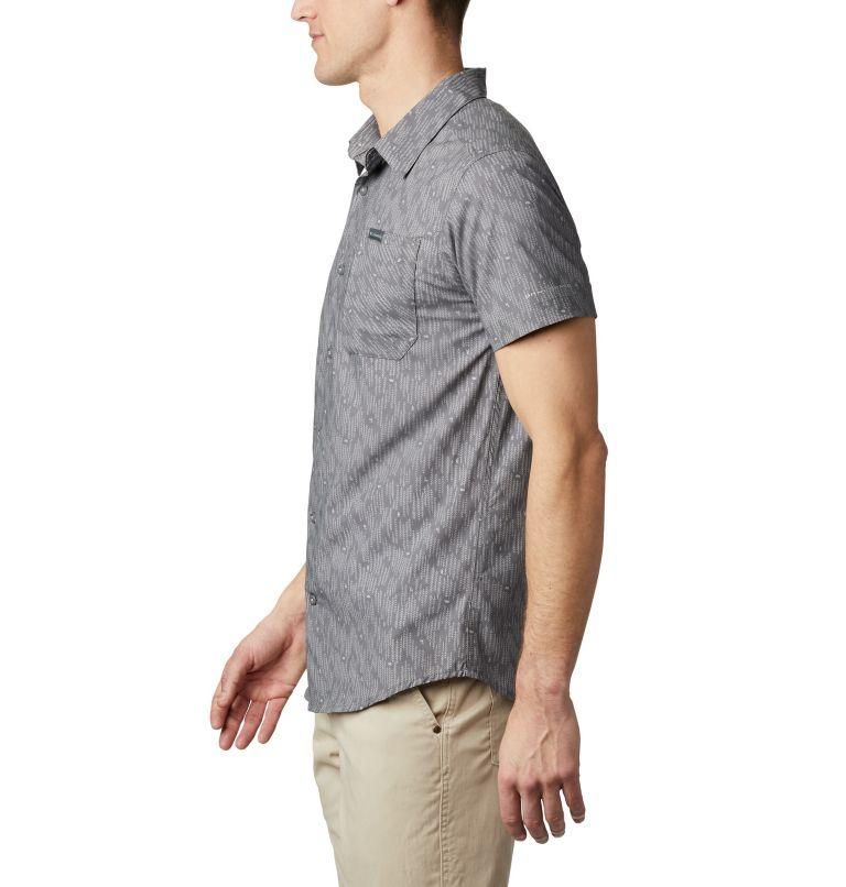 Triple Canyon™ SS Shirt | 024 | L Camicia a manica corta Triple Canyon™ da uomo , City Grey Maze, a1