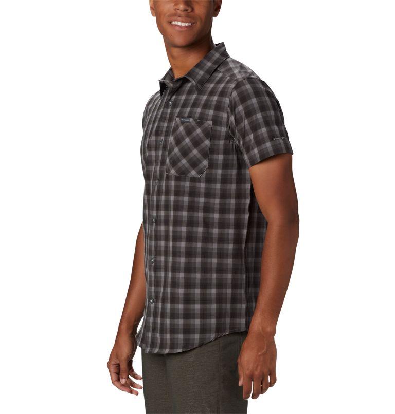 Triple Canyon™ SS Shirt | 039 | L Camicia a manica corta Triple Canyon™ da uomo , Columbia Grey Mini Tonal Plaid, a1