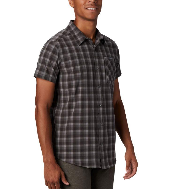 Triple Canyon™ SS Shirt | 039 | L Camicia a manica corta Triple Canyon™ da uomo , Columbia Grey Mini Tonal Plaid, a2
